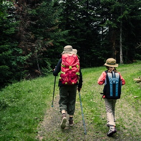 Go on an Overnight Backpacking Trip with my Kids - Bucket List Ideas
