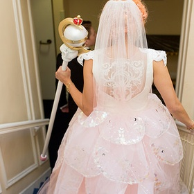 Add nerdy touches to my wedding - Bucket List Ideas