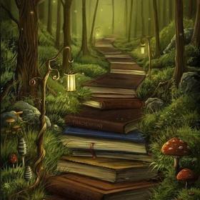 Follow your fav book path - Bucket List Ideas