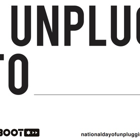 Do the 24 hour unplugging every friday 6pm-saturday 6am - Bucket List Ideas