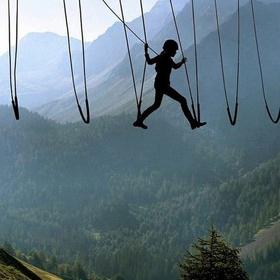 Skywalking in the Alps - Bucket List Ideas