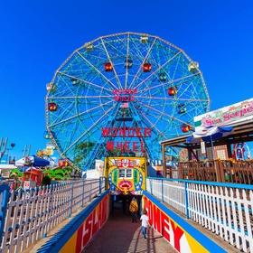 Go to Coney Island - Bucket List Ideas