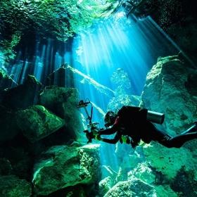 Explore the Underground Cenotes, Mexico - Bucket List Ideas