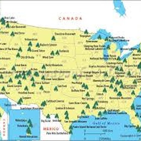 Visit Every US National Parks* - Bucket List Ideas