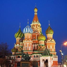 The Kremlin in Russia - Bucket List Ideas