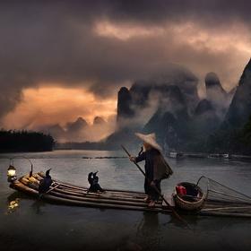 Li River - China - Bucket List Ideas