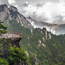 See the Yellow Mountains, China - Bucket List Ideas
