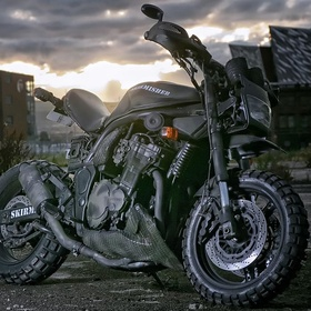 Rebuild my Motorbike - Bucket List Ideas