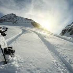 Try snowboarding - Bucket List Ideas
