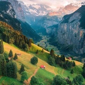 See the Swiss Alps - Bucket List Ideas