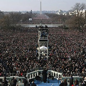 See a Presidential Inauguration - Bucket List Ideas