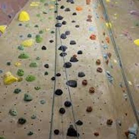 Climb an indoor rock wall - Bucket List Ideas