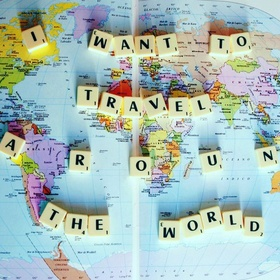 Go for a trip around the world - Bucket List Ideas
