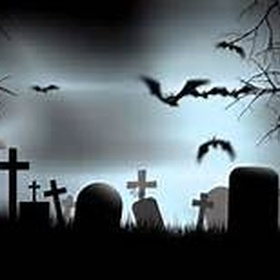 Camp in a graveyard on Halloween - Bucket List Ideas
