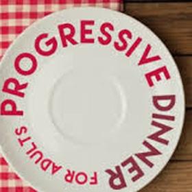 Have a progressive dining experience - Bucket List Ideas