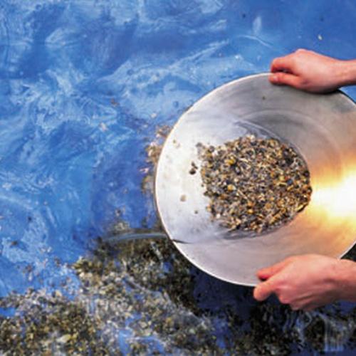 Pan for Gold - Bucket List Ideas