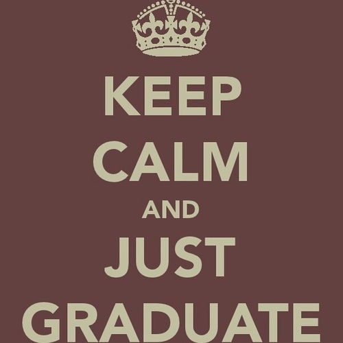 Get my Bachelors Degree - Bucket List Ideas