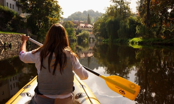 Paddle through a Medieval Town - Bucket List Ideas