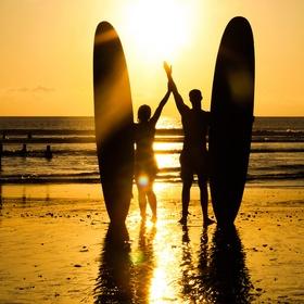 Learn to surf in morocco - Bucket List Ideas