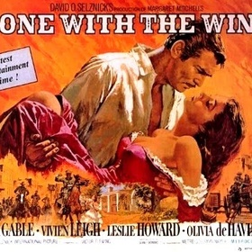 Watch Gone With The Wind on the big screen - Bucket List Ideas