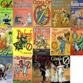 Own all 14 'Wizard of Oz' books (Oz Books) - Bucket List Ideas