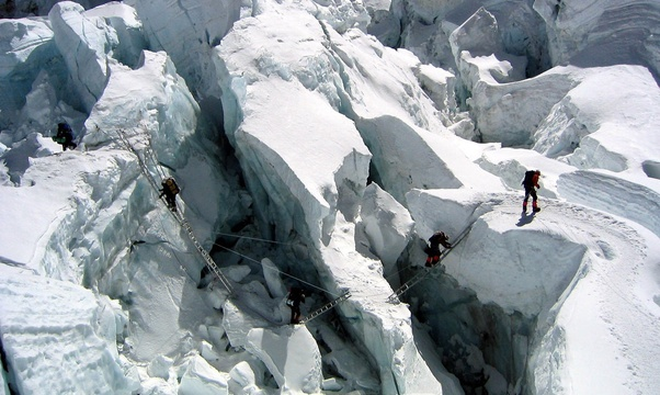 Climb Mount Everest - Bucket List Ideas