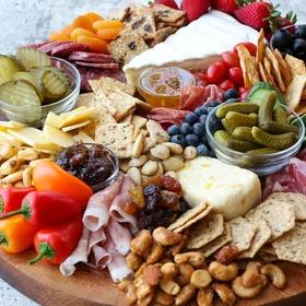 Build a Beautiful Cheese Board - Bucket List Ideas