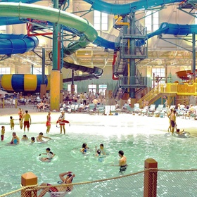 Stay at a Great Wolf Lodge Resort, USA - Bucket List Ideas
