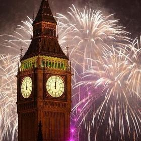 Trafalgar Square or Embankment fireworks on New Year's Eve - Bucket List Ideas