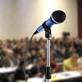 Give a touching and inspirational speech - Bucket List Ideas