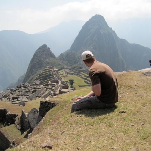 Visit Machu Pichu - Bucket List Ideas