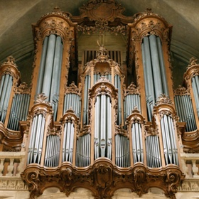 Play a Pipe Organ - Bucket List Ideas