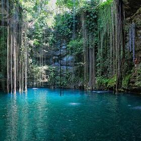 Mexico - Cenotes of the Yucatan - Exploring the Underground - Bucket List Ideas