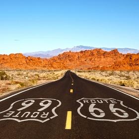 Travel Route 66 - Bucket List Ideas