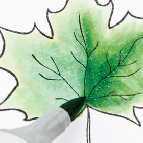 Learn how to blend markers - Bucket List Ideas