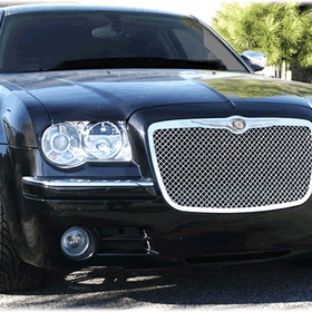 Drive a Chrysler 300 with a Bentley grill - Bucket List Ideas