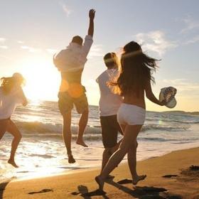 Go on holiday with my friends - Bucket List Ideas