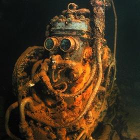 Scuba dive the WWII wrecks in Chuuk - Bucket List Ideas