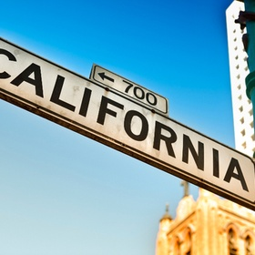 Go to California - Bucket List Ideas