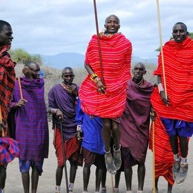 Meet and stay with a Maasai tribe - Bucket List Ideas