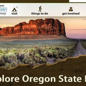 Visit every State Park in Oregon - Bucket List Ideas
