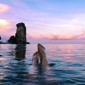 Skinny Dip in the Ocean - Bucket List Ideas