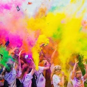 Do a Color Run - Bucket List Ideas
