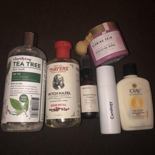 Develop a skin care routine - Bucket List Ideas