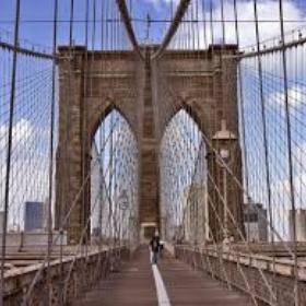 Drive over brooklyn bridge - Bucket List Ideas