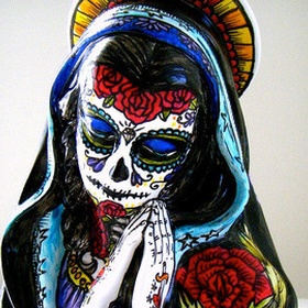 Attend The Day of the Dead Festival - Bucket List Ideas