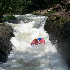 Extreme Tubing on a whitewater river - Bucket List Ideas