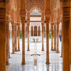 Visit alhambra, granada ~ Spain - Bucket List Ideas