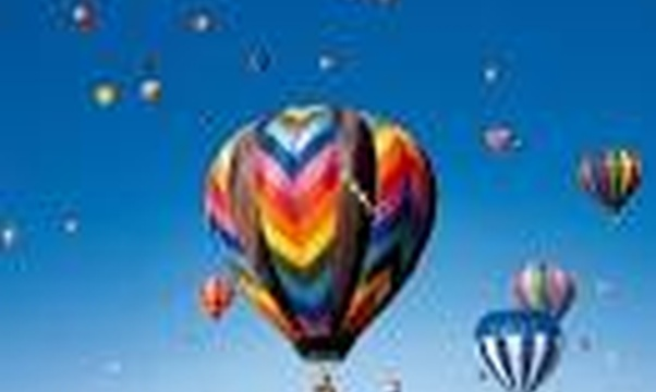 Hot air balloon ride - Bucket List Ideas