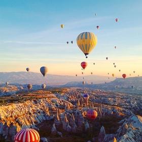 Visit Cappadocia, Turkey - Bucket List Ideas